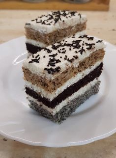 Oreo Cupcakes, Cake Cookies, Sweet Recipes, Cake Recipes, Healthy Recipes, Cheesecakes, Food Change, Hungarian Desserts, Cake Decorating