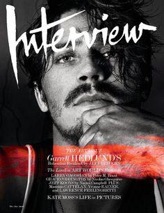 Interview :: Garrett Hedlund