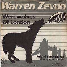 Warren Zevon - Werewolves Of London (1978)
