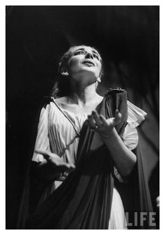 Norma 1954   Maria Callas