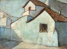 Houses - Theophrastos Triantafyllidis