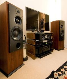 Revox Symbol B High End Floor Standing Speakers Audio