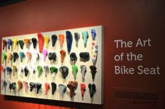 product display wall : Museum of Science and Industry New Exhibits - Animal Inside Out and The Art of The Bicycle