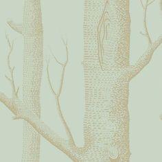 Papier peint - Cole and Son - Woods