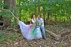 #BigDay #weddings #trashthedress    Talia and Michael's Trash the Dress