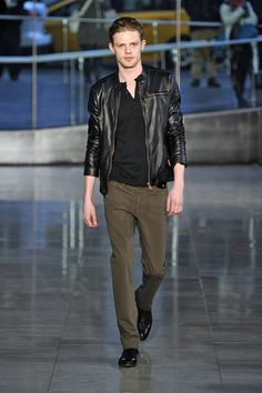 Jeans for men, Nick in Army