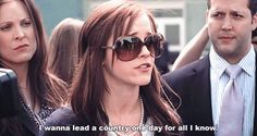 And of course, Emma's entire performance as a valley-girl snob in Bling Ring. | The 28 Most Flawless Emma Watson Moments Of 2013