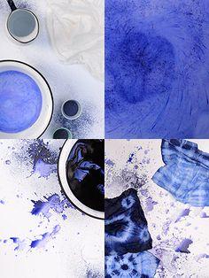 batiken shibori stoff färben