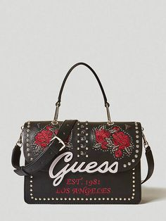 243 Best GUESS images   Guess handbags, Guess purses, Guess bags