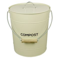 slimline compost caddy kitchen compost crock supply easy ideas pinterest compost pail composting and gardens