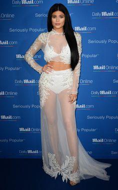 Sheer Genius from Kylie Jenner's Best Looks