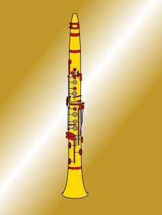 Yellow Clarinet