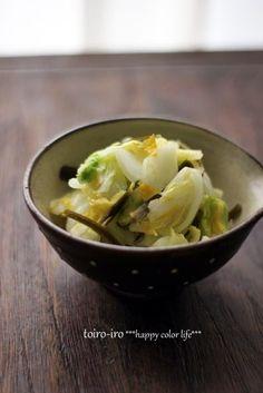白菜の浅漬け by トイロさん | レシピブログ - 料理ブログのレシピ満載!