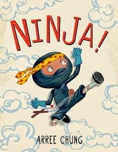 Teach Mentor Texts: Ninja!