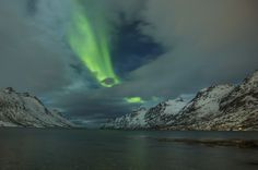 Photo Northern Light by Rita Caluori on