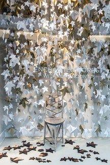 zoe bradley design paper sculpture wedding decoration ideas (BridesMagazine.co.uk)