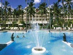 February 2012 - RIU Palace Macao in Punta Cana, Dominican Republic