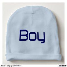 Beanie Boy Gorro Para Bebê