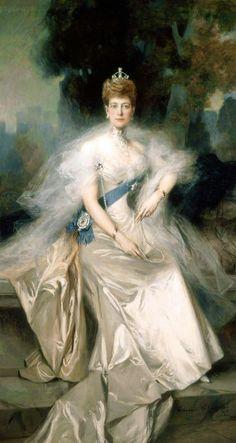 Queen Alexandra of G