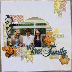 Family layout