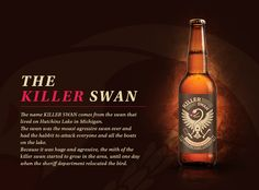Killer Swan (Student Project) on Packaging of the World - Creative Package Design Gallery
