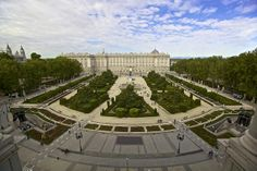 Plaza de Oriente & Royal Palace of Madrid | Flickr - Photo Sharing!