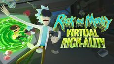 Rick And Morty: Virtual Rick-ality Is Finally Coming To PSVR  ||  Owlchemy Labs is finally bringing Rick and Morty: Virtual Rick-Ality over to Sony\'s PlayStation VR (PSVR) headset in 2018. uploadvr.com/...