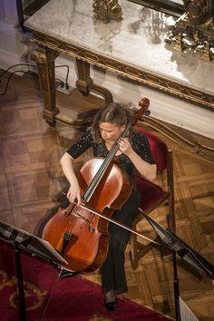 Domingos Musicales: Ensamble Filarmónico & Maderas Filarmónicas. Foto: Patricio Melo.