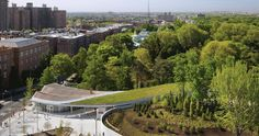Av City And Garden Aerial