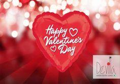 #Happy #Valentine #Day @DevillaRestro #surat #food #dinner #indianfood #Chinese #mexican #italian #ValentinesDay