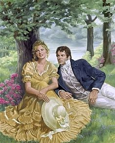 Walter and Marie Popp - Summer Afternoon