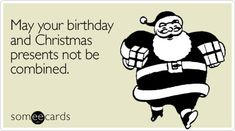 Damn December birthday - Double Damn