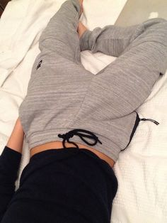 Pants: nike sweats sweat grey black cute active harem activewear workout casual comfy grey sweat