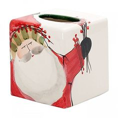 VIETRI OLD ST NICK Tissue Box >>> Find out more about the great product at the image link.