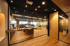 イノベーションにあふれるオフィス|オフィスデザイン事例|デザイナーズオフィスのヴィス