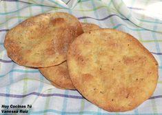 Gorditas Recipe Mexican, Bread, Cookies, Breakfast, Ethnic Recipes, Food, Gastronomia, Gourmet, Food Cakes