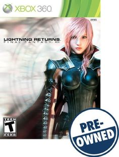 Lightning Returns: Final Fantasy Xiii - PRE-Owned - Xbox 360