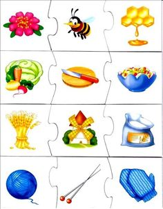 At the animals themed number sequence puzzle This page includes a number of fun puzzle exercises that can be used to teach numbers. Preschool Jobs, Preschool Puzzles, Sequencing Activities, Preschool Learning Activities, Preschool Worksheets, Preschool Crafts, Teaching Kids, File Folder Activities, Shapes For Kids