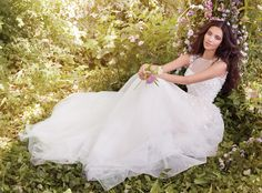 Bridal Gowns, Wedding Dresses by Jim Hjelm - Style jh8552