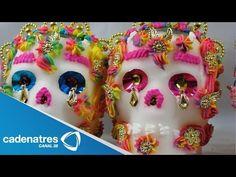 Receta de Día de Muertos: Calaveritas de azúcar. - YouTube