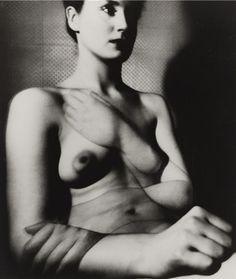 Bill Brandt. London, mulpliple exposure nude Via mutualart