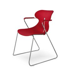 EFG MARIQUITA - Designer Chairs from EFG ✓ all information ✓ high-resolution images ✓ CADs ✓ catalogues ✓ contact information ✓ find your. Chair Design, Side Chairs, Furniture, Romania, Home Decor, Office Furniture, Design Offices, Ladybugs, Chairs