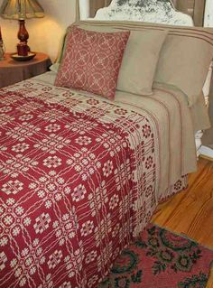 13th colony primrose path heirloom coverlet. LOVE THIS!!