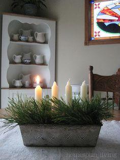 Homestead Revival: Advent