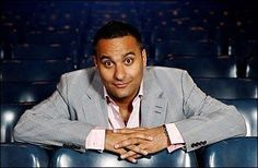 Comedian Russell Peters, Netflix Sign Deal for Comedy Special and Documentary