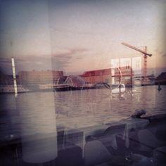 #Copenhagen harbour