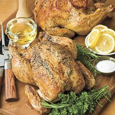 Rotisserie Chicken Tips | SouthernLiving.com