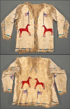 Indian Male, Auctions America, Male Clothing, Beaded Jacket, Sioux, American Indians, Seed Beads, Philosophy, Coats