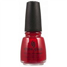 China Glaze - Paint The Town Red 0.5 oz - #72034