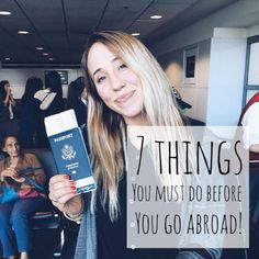 Make sure you check out these 7 things you must do before you go abroad with ILP. It could save your trip!